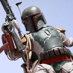 Hot Toys Star Wars Sixth Scale Figures - Boba Fett Deluxe Version