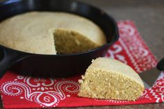 Barefeet In The Kitchen: Homesteader Cornbread - Gluten Free or Not  (Leave out the sugar)