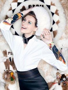 Duas Vias | Regina Krilow | Renam Christofoletti #photography | Vogue Brazil October 2012