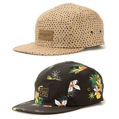 Sick new 5 panel hats from #obey at Zumiez for #MensMonday #fashion