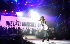 Ariana Grande One Love Manchester Concert Pictures Gallery | British Vogue