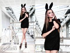glamour bunnygirl by Emilia Sikorska www.emfaso.com