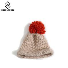 $5.04 (Buy here: https://alitems.com/g/1e8d114494ebda23ff8b16525dc3e8/?i=5&ulp=https%3A%2F%2Fwww.aliexpress.com%2Fitem%2FCOSPLACOOL-Wool-beanie-knitted-Lovely-ball-mink-winter-Fleece-beanies-hats-women-Skullies-Bonnet-Outdoor%2F32713917531.html ) [COSPLACOOL] Wool beanie knitted Lovely ball mink winter Fleece beanies hats women Skullies Bonnet  Outdoor hats Warm Baggy Cap for just $5.04