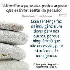 #estudando_o_espiritismo #espiritismo #allankardec #kardec #jesus #atireaprimeirapedra ...