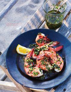 Shrimp / Paul Lowe and Sussana Blaavarg for Sweet Paul Magazine