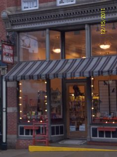 Main Street Books in Downtown Mansfield, Ohio