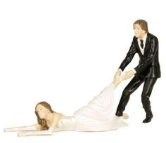Baaaahaaaaa!!! love it! Very Funny Wedding Cake Toppers (11 pics) - Mommy Has A Potty MouthMommy