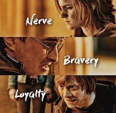 What a true Gryffindor is