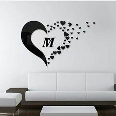 M Letter Design, Alphabet Letters Design, Alphabet Images, Cute Letters, Alphabet Stencils, Flower Letters, Monogram Wallpaper, Alphabet Wallpaper, Name Wallpaper