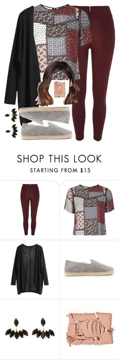 """""""Aria Montgomery inspired comfortable look"""" by liarsstyle ❤ liked on Polyvore featuring River Island, Topshop and NARS Cosmetics"""