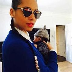One stop destination for the latest Black Celebrity News, Black Celebrity Gossip, Entertainment News, Celebrity Kids Style, helpful Parenting advice & more. Black Celebrity Kids, Black Celebrity Gossip, Celebrity Baby Names, Celebrity Babies, Celebrity Style, Pictures Of Alicia Keys, Sunglasses Online, Mens Sunglasses, Black Celebrities