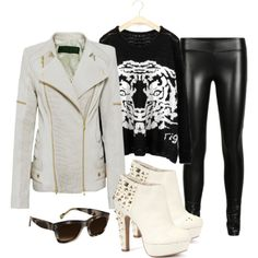 """Inspired by CL in 2NE1's """"Go Away"""" Music Video #kpop #fashion #KCON"""