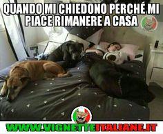 Il piacere casalingo (www.VignetteItaliane.it)