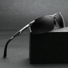 7dc923091e 2019 New Men Polarized Sunglasses Aluminum Magnesium Sun Glasses Driving  Goggles  fashion  clothing