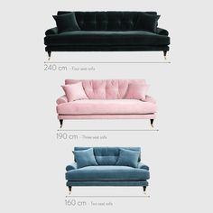 Blanca red velvet sofa is crafted using luxurious Italian velvet, made from cotton, creating a truly comfortable and stylish product. Red Velvet Sofa, Green Velvet, Velvet Furniture, Hall Furniture, Pink Sofa, Pink Chairs, Relax, Seat Pads, How To Clean Carpet