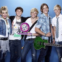 #tbt #throwbackthursday officialr5's 1st magazine shoot, sept. 2012. #r5 #r5family #louder