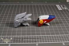 MODELER:  Garden Model  MODEL TITLE: N/A  MODIFICATION TYPE: resin conversion  KITS USED: MG 1/100 Wing Gundam Proto Zero EW ver.