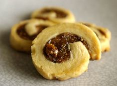 Ancient Egypt Inspired Fig and Date Swirl Cookies Ancient Egyptian inspired fig date cookies Just Desserts, Delicious Desserts, Yummy Food, Ancient Egyptian Food, Ancient Greece, Egyptian Desserts, Egyptian Recipes, Cookie Recipes, Dessert Recipes