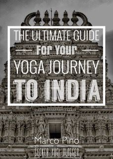 Get the FREE eBook! Everything you need to know to plan your next yoga trip to India :-)