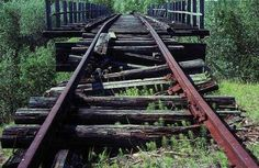 Abandoned Railroad Bridge
