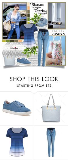 """RoseGal  84"" by followme734 ❤ liked on Polyvore featuring J/Slides and Seed Design"