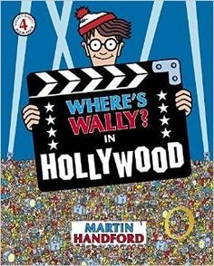 Where's Wally? In Hollywood (book 4) • English Wooks