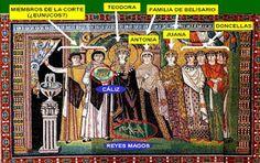 Más clases de arte: Iglesias de Rávena II: San Vital (538-547)