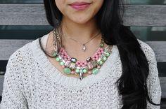 2012 mossman pastel necklace