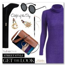 """""""Outfit of the Day"""" by dressedbyrose ❤ liked on Polyvore featuring Givenchy, Petit Bateau and vintage"""