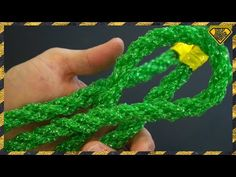 How to Make a Rope From Two Liter Plastic Bottles