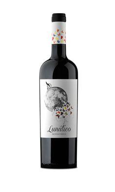 Bonito diseño de etiqueta y mejor vino!