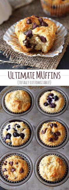 ULTIMATE Muffins from Handle the Heat!