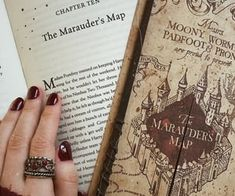 Find images and videos about harry potter, emma watson and harry on We Heart It - the app to get lost in what you love. Marauders Map, Harry Potter 2, Book Aesthetic, We Heart It, Image, Autumn, Iphone, Books, Libros