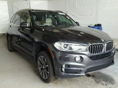 Salvage 2018 Bmw X5 Xdrive3
