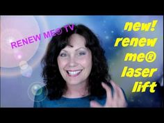 Face Exercise Combo - Use Your RENEW ME® Laser Lift with Your Facial Exercise! - YouTube