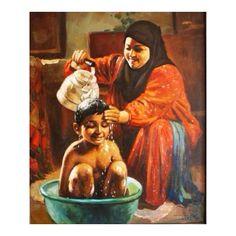 Nashat Al Alousi   iraqi artist