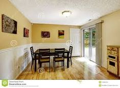 Image result for yellow and white dining room Condo, Dining Room, Table, Furniture, Yellow, Home Decor, Image, Ideas, Decoration Home