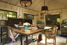 Jeffrey Alan Marks Outdoor Room via ELLE DECOR #jeffreyalanmarks #JAM #Themeaningofhome