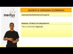 Administração Financeira e Orçamentária - Receita Pública - Vídeo Aula C...