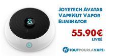 Joyetech Avatar VapeNut Eliminator pour la vapeur de ecig à 55.90€
