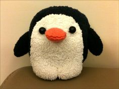sock dolls | Sock dolls 3, 4, 5 (2 Penguins & a Wabbit)