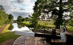 Must plan UK canal boat holiday (UK canal boat holiday: A first-time family narrowboat cruise - Telegraph) Narrowboat Holidays, Canal Boat Holidays, Birmingham Canal, Country Living Uk, Holiday Destinations, Places To See, Britain, Cruise, Norfolk Broads