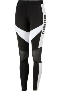Puma running tights women-s Sports Leggings, compare prices and buy online Cute Outfits With Leggings, Cute Leggings, Sporty Outfits, Stylish Outfits, Cool Outfits, Fashion Outfits, Women's Sports Leggings, Estilo Fitness, Womens Workout Outfits