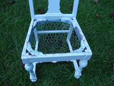 Planting A Chair by Deep Fried Kudzu, via Flickr