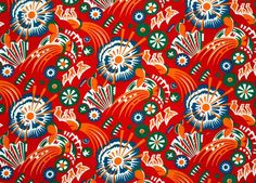 Communist Tablecloths and Other Crazy Soviet Fabric Patterns