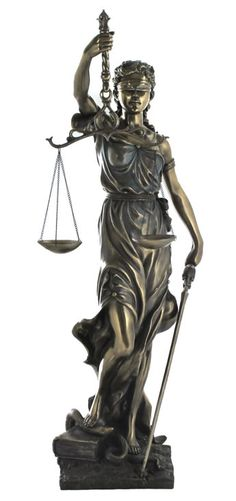 Size: x x of Cold Cast BronzeNormally ships in business days Justice Tattoo, Statue Tattoo, Libra Tattoo, Lady Justice, Forearm Sleeve, Truth And Justice, Patent Drawing, Fear Of The Lord, Archangel Michael
