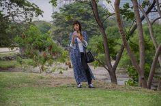Especial de #kimono. Trendy #style. How to use cape or kimono.