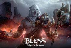 Berserker | Bless Online MMORPG