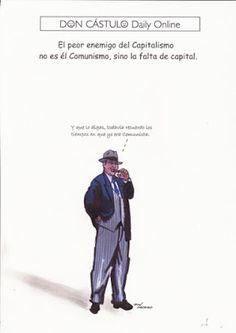 Don Cástulo: Memoria