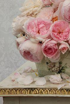 so pretty!  #pink #pinkroses